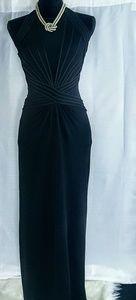 Tadashi Black Customized dress